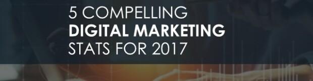 5 Compelling Digital Marketing Stats